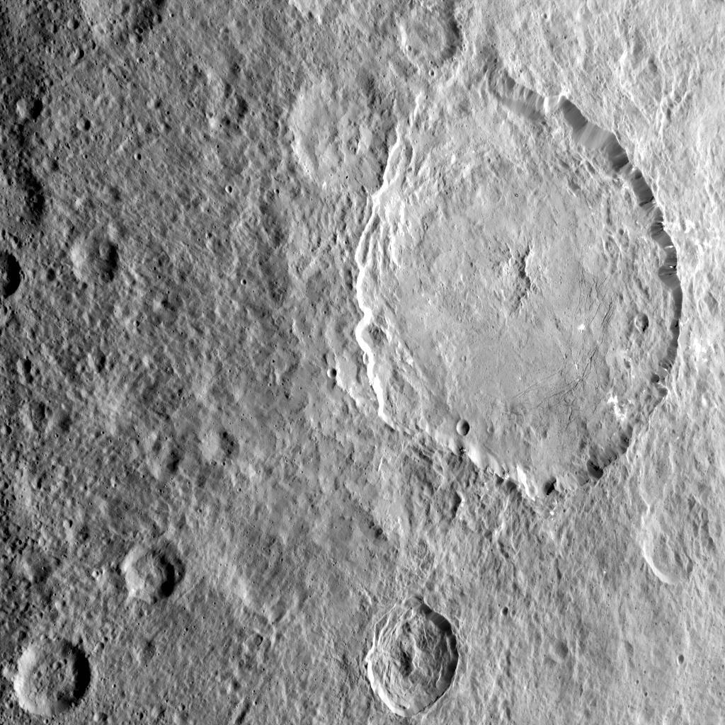 Cráter Dantu