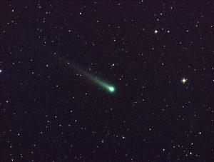 El cometa ISON atraviesa Virgo