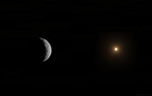 El Sol desde Ceres
