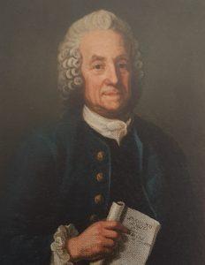 Emanuel Swedenborg descubrió el sistema solar