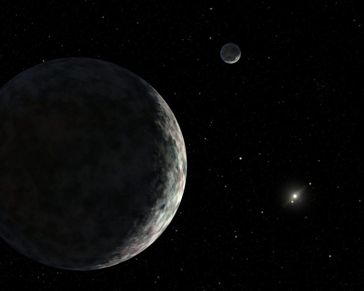 Planeta enano Eris