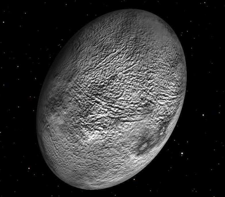 Planeta enano Haumea