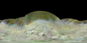 Mapa de Triton