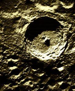 Tycho un cráter lunar