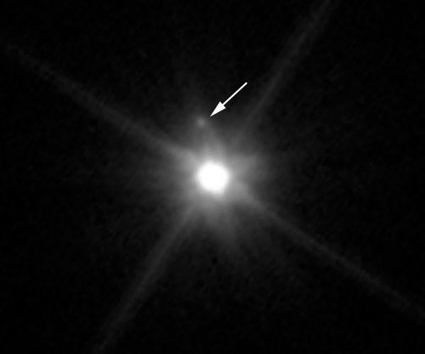 Makemake y su luna