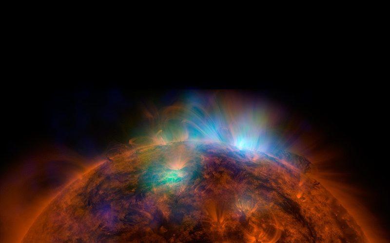 Rayos X del Sol